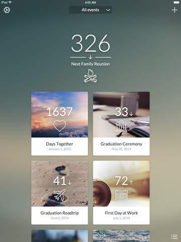 Dreamdays HD- cuenta atrás para los días importantes