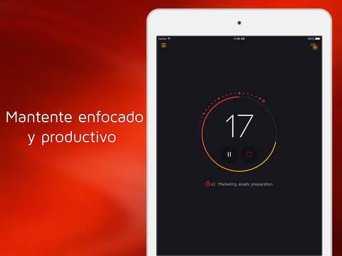 Focus Watch- Temporizador de Pomodoro y Gestor de Tareas para trabajar y estudiar