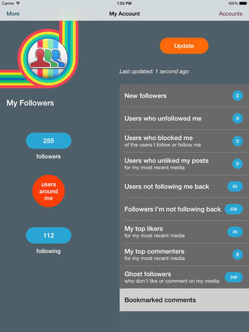 My Followers for Instagram (Original Edition)