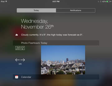 Photo Flashback- Photos Taken on This Day, App with Apple Watch app and Today Widget
