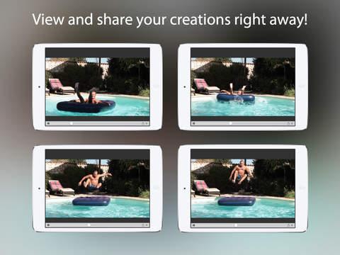 Reverser - Backwards Video Maker with Reverse Cam