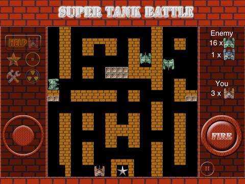 Super Tank Battle (HD)