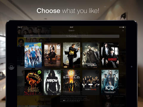 TeeVee 3 - Your TV Shows Guru