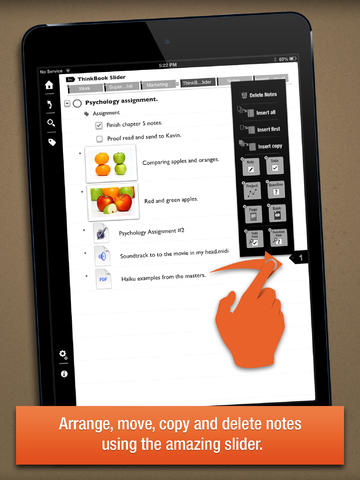 ThinkBook - Write, Plan, Outline and Take Notes