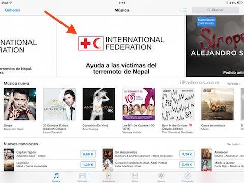donar iTunes nepal 1