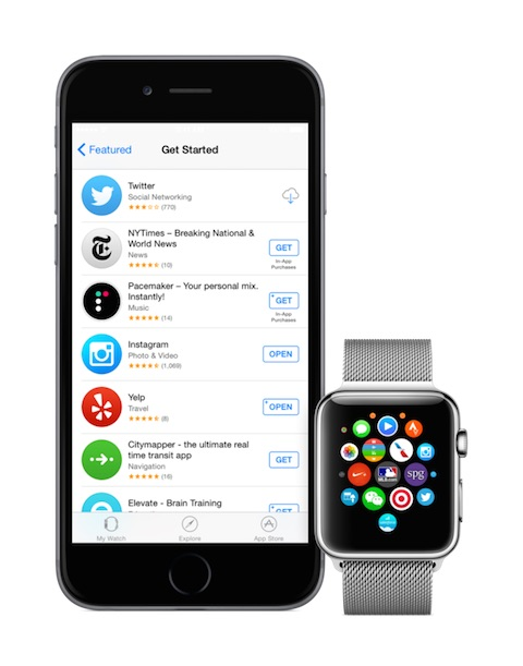 mejores apps apple watch