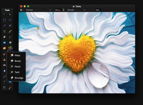 pixelmator Mac 2