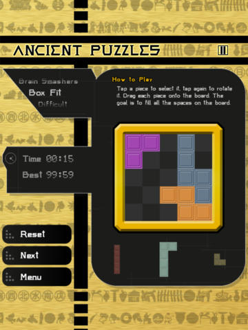 Ancient Puzzles HD