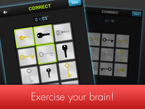 COMBIN3! – The logic game to jog your brain