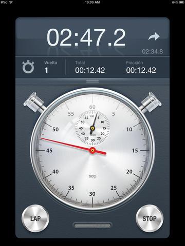 Cronómetro+