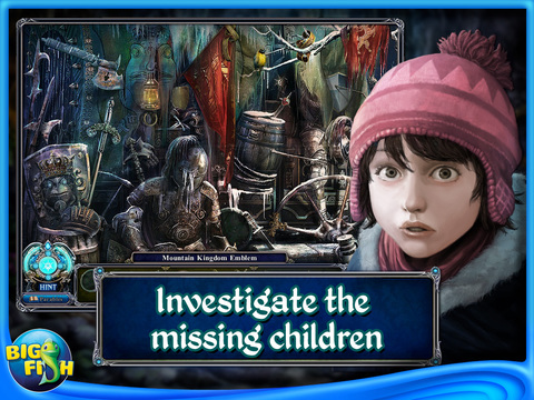 Dark Parables- Rise of the Snow Queen HD - A Magical Hidden Object Adventure (Full)