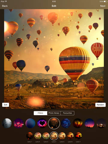 Filtery - The Revolutionary Photo Filter App with Unlimited Blur Effects