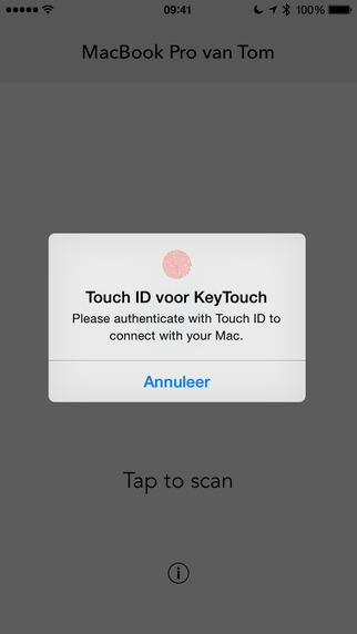 KeyTouch
