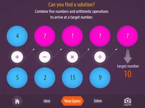 Math Ops Challenge- Número de destino