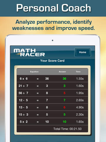Math Racer 3.0