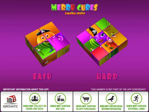 Merry Cubes HD