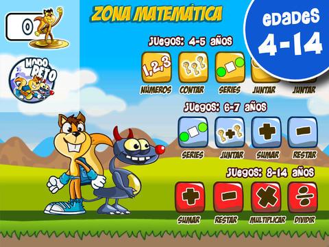 Monster Numbers- Aventura de las matemáticas para niños de primaria