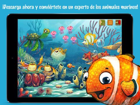 Océano - Aventuras de animales para niños
