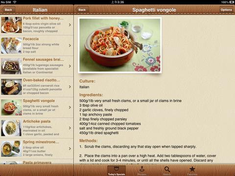 Recetas Mundo - Cocine Mundial Gourmet