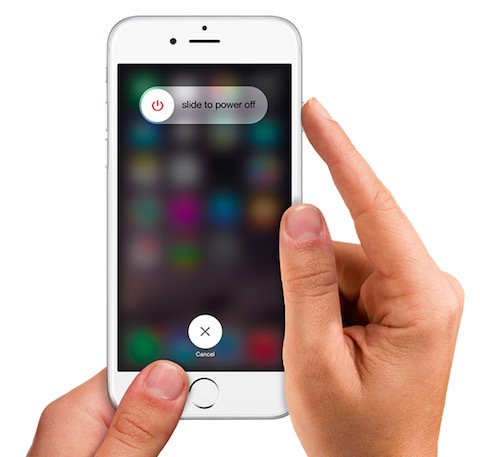 iPhone 6 boton reposo