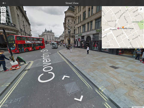 iStreetView for Google Maps