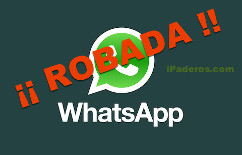logo whatsapp robada