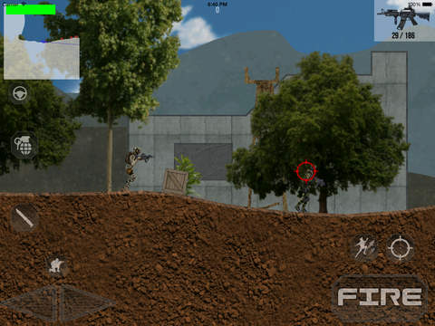 Armed Combat - Fast-paced Military Shooter