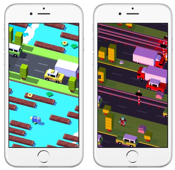 Crossy Road - Endless Arcade Hopper