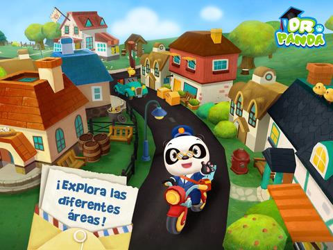 Dr. Panda- Cartero