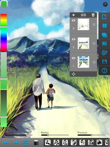 Sketch Painter
