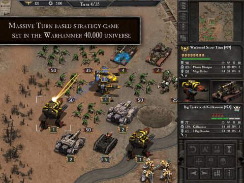 Warhammer 40,000- Armageddon