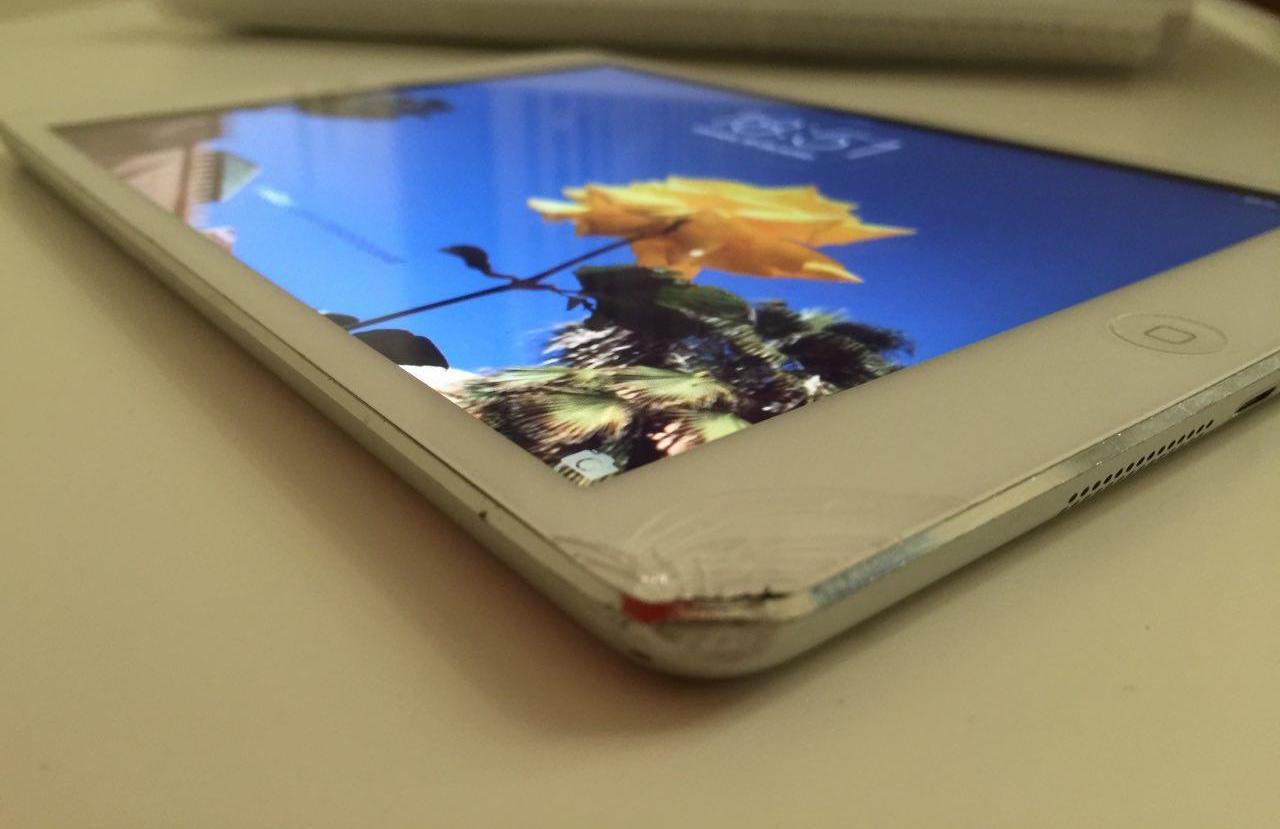 iPad mini roto sigh