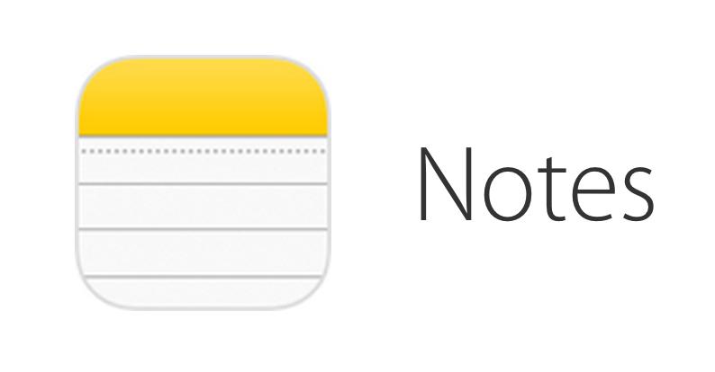 logo app de notas