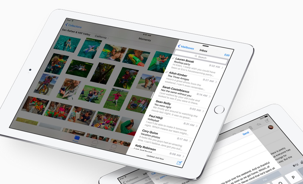 multitarea iOS 9 tutorial