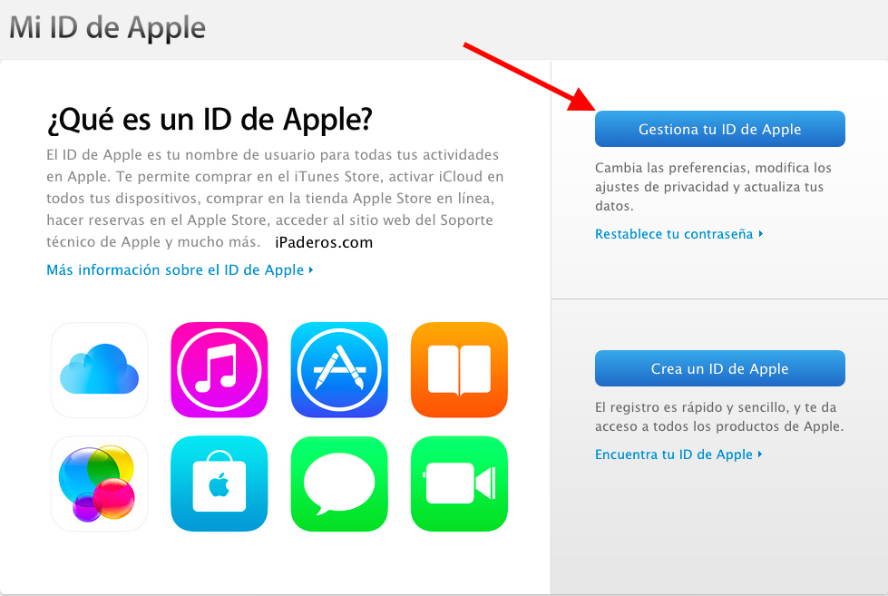 Apple ID verificacion dos pasos 0b