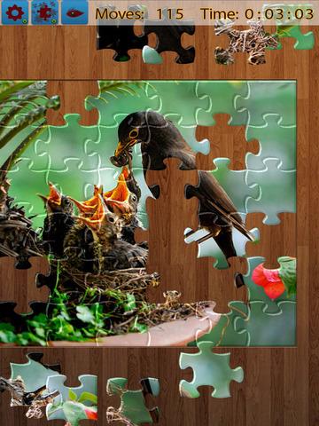 Birds Jigsaw Puzzles - Titan