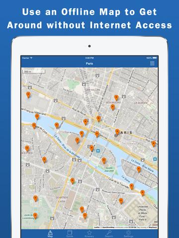 City Guides & Offline Maps