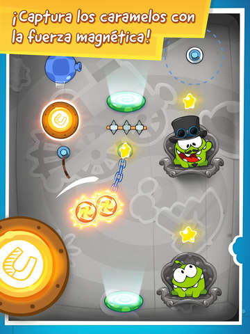 Cut the Rope- Time Travel HD