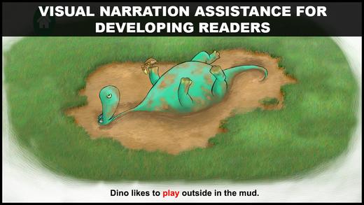 Dino Finds a Hatchling