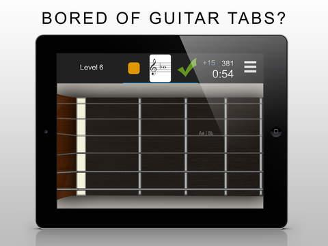 Guitar Scorist