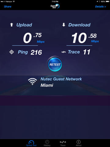 Internet Speed Test Pro