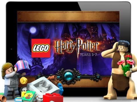 LEGO Harry Potter- Years 5-7