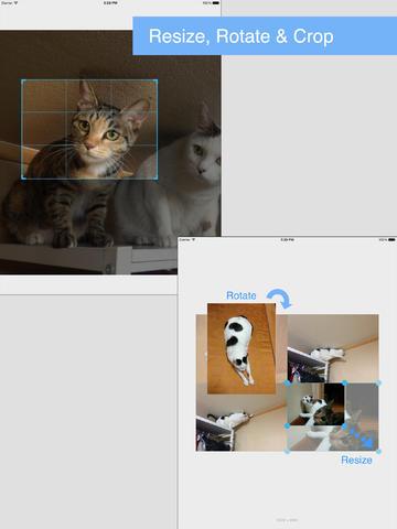 PutPic - Easy Photo Merge