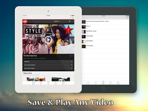 iBlipTV- Free Video Downloader, iDownloader & TubeMate for blip.tv
