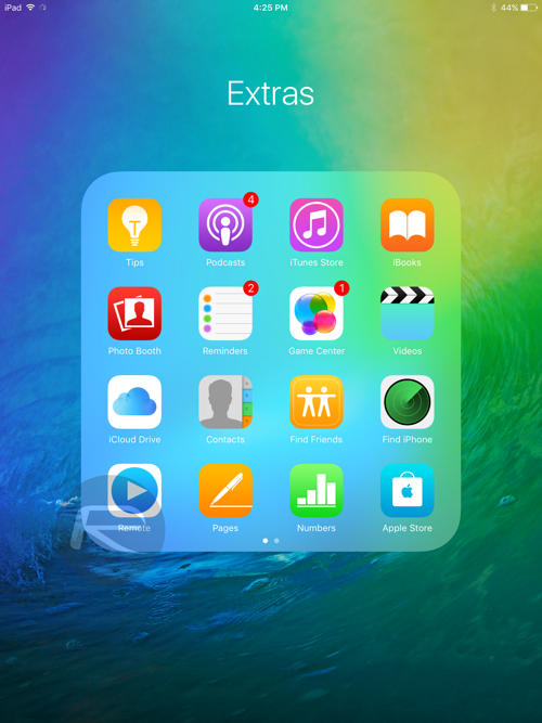 iOS 9 beta 3 1