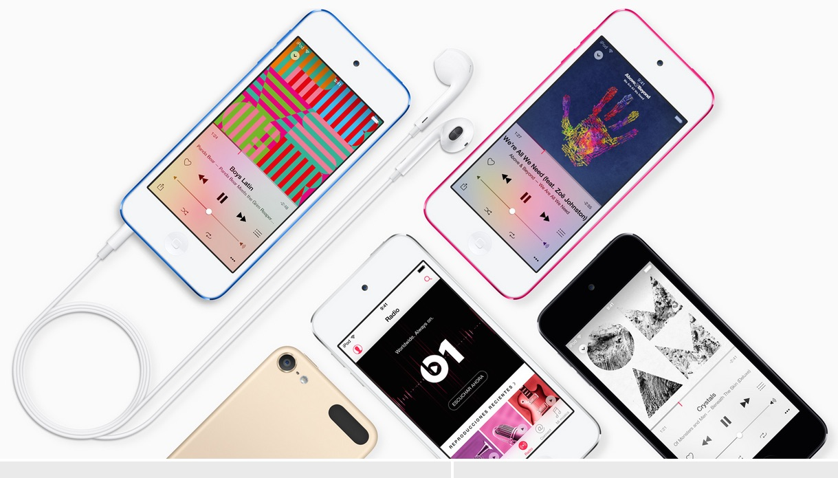 ipod touch apple music