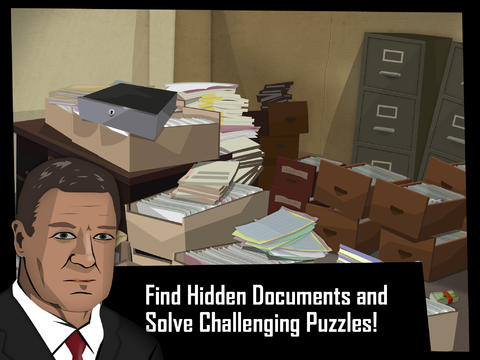 Black Money Ops - Hidden Object Puzzle