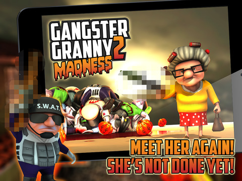 Gangster Granny 2- Madness