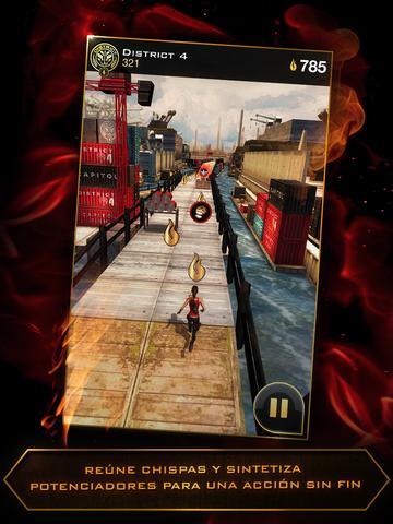 Hunger Games- Catching Fire - Panem Run