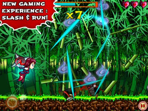 Ninja Slash! Runner